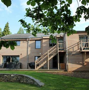 Beautiful Holiday Home With Jacuzzi And Sauna In Manhay photos Exterior