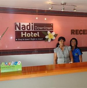 Nadi Downtown Hotel photos Exterior