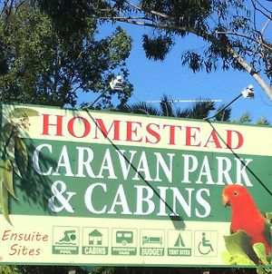 Homestead Caravan Park photos Exterior