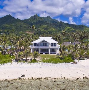 Seaside Beachfront Villas Rarotonga photos Exterior