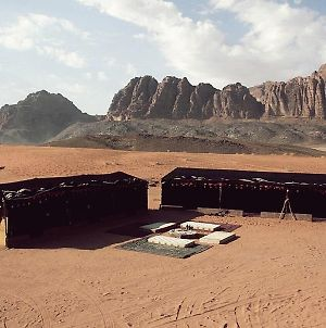 Wadi Rum Quiet Village Camp photos Exterior