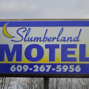 Slumberland Motel Mount Holly photos Exterior