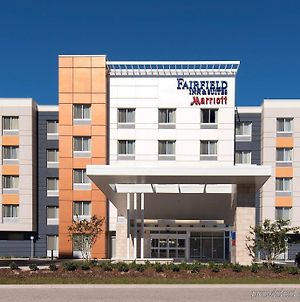 Fairfield Inn & Suites By Marriott Tampa Westshore/Airport photos Exterior