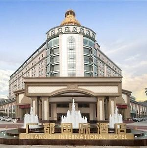 Guangdu International Airport Hotel photos Exterior