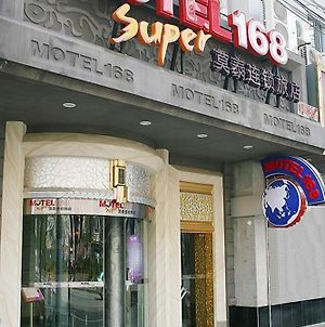 Motel 168 Shanghai Changping Road Branch photos Exterior