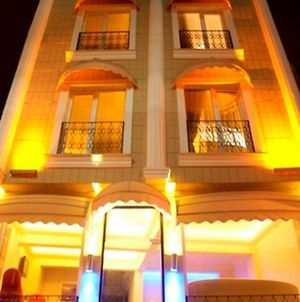 Pearl Hotel Istanbul photos Exterior