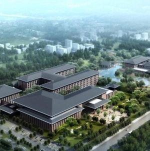 Lianyungang Hua Guo Mountain International Hotel photos Exterior