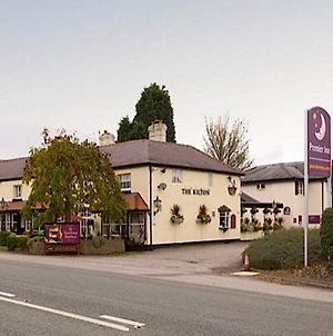 Premier Inn Knutsford photos Exterior