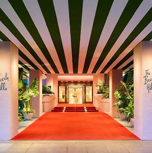 The Beverly Hills Hotel - Dorchester Collection photos Exterior