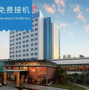 Fliport Garden Hotel Xiamen Airport photos Exterior