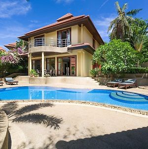 4 Bedroom Sea View Villa On Beach Front Resort Tg48 photos Exterior