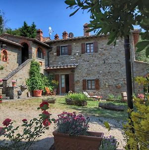 Cozy Farmhouse In Castiglion Fiorentino With Swimming Pool photos Exterior