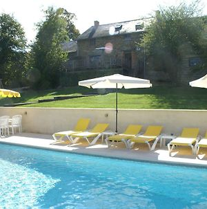 Spacious Holiday Home In Sussac France With Pool photos Exterior