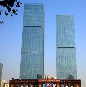 Qingdao Ssc International Apartment Hotel photos Exterior