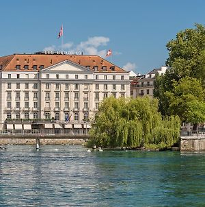 Four Seasons Hotel Des Bergues Geneva photos Exterior