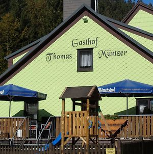 Gasthof Thomas Muntzer photos Exterior