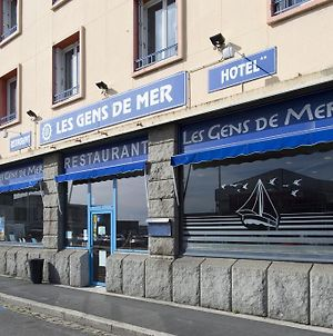 Hotel Les Gens De Mer Brest By Poppins photos Exterior