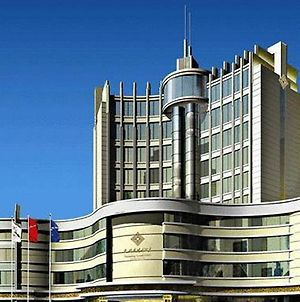 Jinling Tianming Grand Hotel Changshu photos Exterior