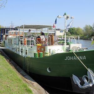 Barge Johanna B&B photos Exterior