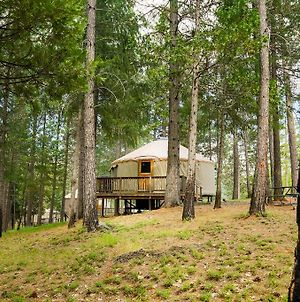Yosemite Lakes Hillside Yurt 10 photos Exterior