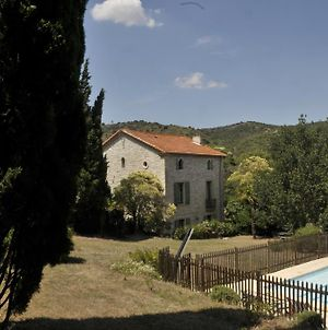 House With 2 Bedrooms In Cascastel Des Corbieres With Enclosed Garden And Wifi photos Exterior