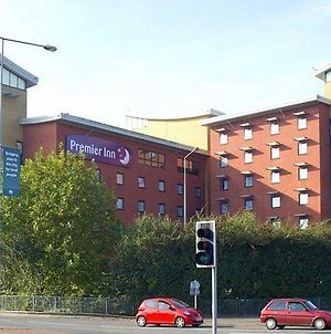 Premier Inn Southampton City Centre photos Exterior