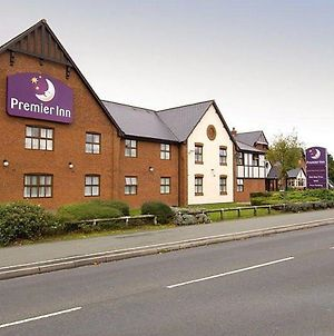 Premier Inn Chester Central photos Exterior