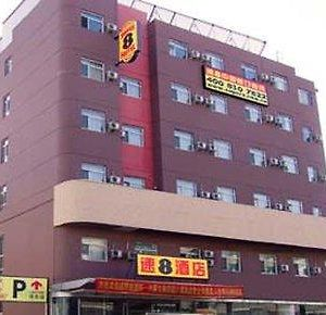 Super 8 Baotou Ming Shi photos Exterior