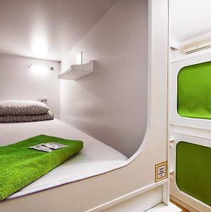 Capsule Hostel In Moscow photos Exterior