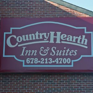 Country Hearth Inn & Suites Marietta photos Exterior