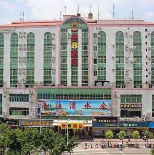 Super 8 Hotel Guangzhou Baiyun Airport Subway Station Inn photos Exterior