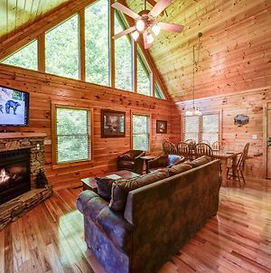 Bears Corner 3 Bedroom Home With Hot Tub photos Exterior