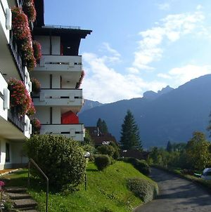 Sonniges Appartement Mit Balkon Und Bergblick photos Exterior