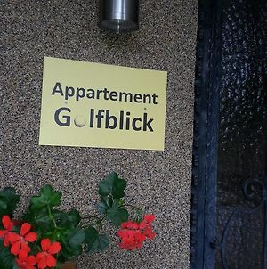 Appartement Golfblick photos Exterior