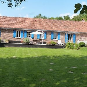 Lovely Holiday Home With Jacuzzi In Mouriez North France photos Exterior