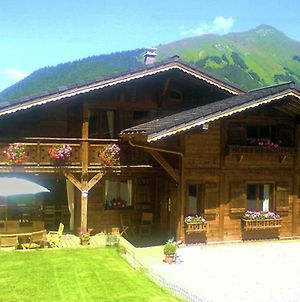 Luxieuze Chalet Near The Center Of Morzine With Sauna And Hot Tub photos Exterior