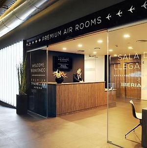 Air Rooms Madrid Airport By Premium Traveller photos Exterior