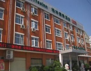Green Tree Inn Yichang Three Gorges Dam University Business Hotel photos Exterior