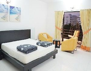 Presidential Suites Serviced Apartments At Omr photos Exterior
