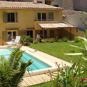 Province House At The Heart Of Sanary, With Private Garden & Pool photos Exterior