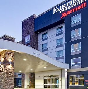 Fairfield Inn & Suites By Marriott Kamloops photos Exterior