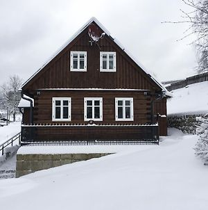 Timbered House In Jizerske Hory photos Exterior