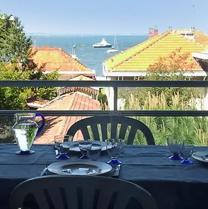 Apartment With One Bedroom In Arcachon With Wonderful Sea View And Furnished Terrace 30 M From The Beach photos Exterior