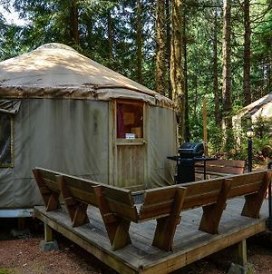 South Jetty Camping Resort Yurt 4 photos Exterior