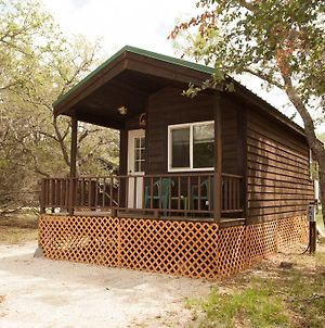 Medina Lake Camping Resort Studio Cabin 2 photos Exterior