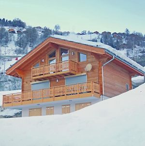 Comfortable Holiday Home In Heremence Near Ski Area photos Exterior