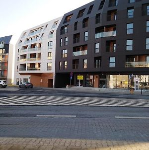 Poznan Black Red Apartment photos Exterior