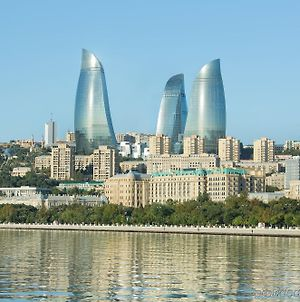 Fairmont Baku Flame Towers photos Exterior