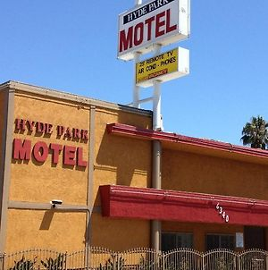 Hyde Park Motel photos Exterior