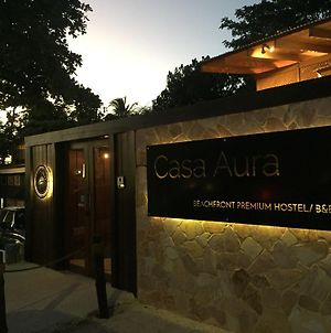 Casa Aura: Beachfront Premium Hostel photos Exterior